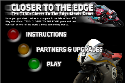 Screenshot TT3D Game