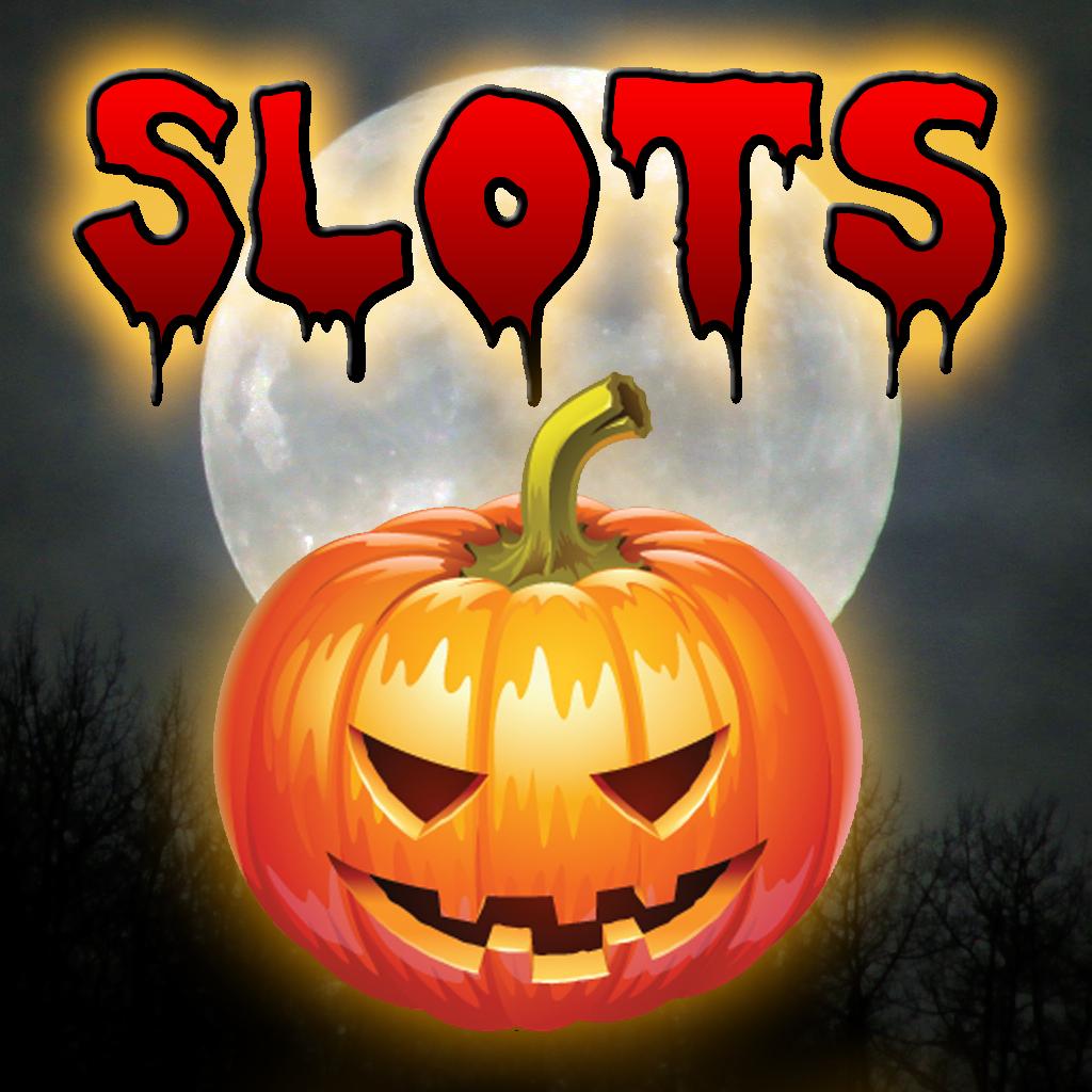 Halloween Pumpkin Slots Machine - Bonus Game Casino